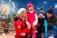 Erleben Sie magische Momente im winterlichen im Europa-Park