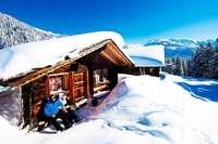 Genießen Sie einen Winter-Kurzurlaub im Schweizer Meiringen!