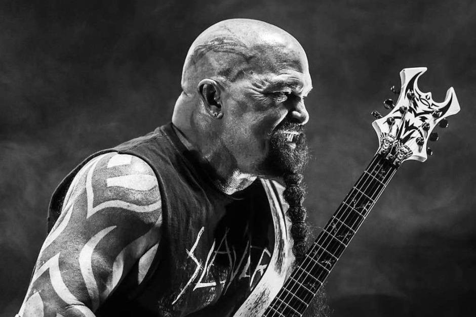 Slayer in der Freiburger Sick-Arena (Foto: Carlotta Huber)