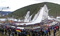 Zehnter Skisprung-Doppelweltcup in Neustadt gesichert