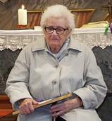 Seit 70 Jahren im Kirchenchor