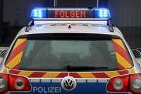Polizei rügt Lkw-Fahrer wegen mangelnder Daten