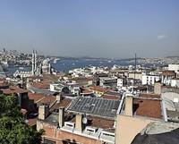 Fluchtpunkt: Istanbul