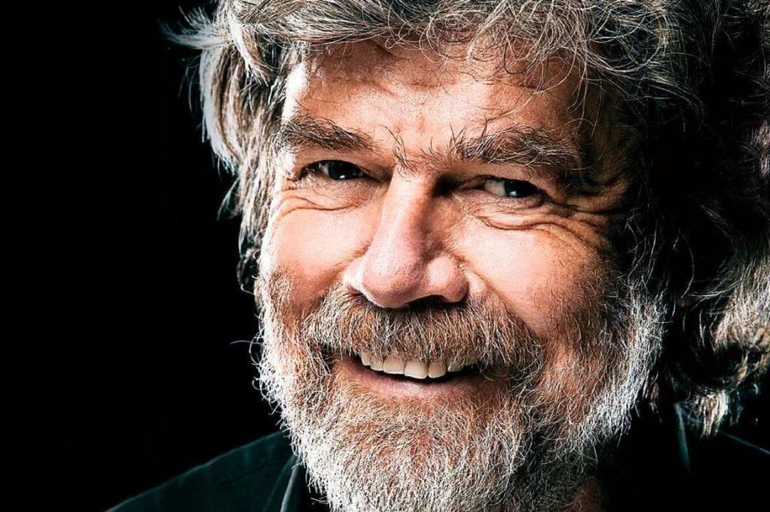 Bergsteigerlegende Reinhold Messner    Foto: Büro Messner