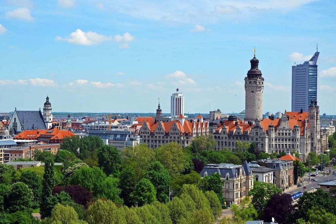 Facettenreich wie seine Skyline: Leipzig  | Foto: © Andreas Schmidt (Fotoarchiv der Leipzig Tourismus und Marketing GmbH)