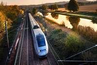 Bald braucht der TGV nur noch 3 Stunden 13 Minuten nach Paris