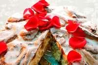Rosenkuchen: Backen aus Liebe