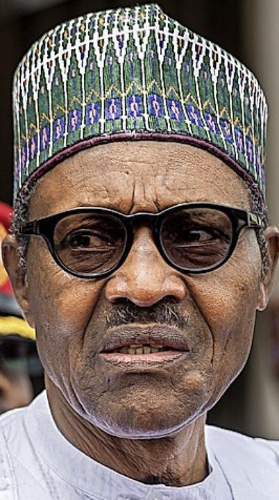 Buhari  | Foto: dpa