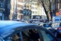 Dieselfahrverbot träfe 20.000 Autos aus Freiburg und dem Umland