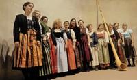 Frauenchor aus Freiburg und Gäste aus der Nähe von Innsbruck in Reute