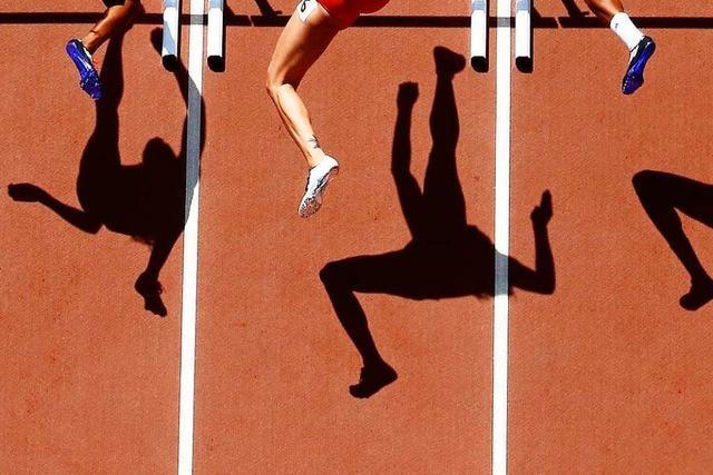 Leichtathleten knicken beim Doping-Skandal nicht ein