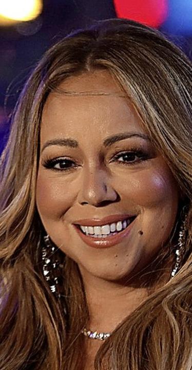 Mariah Carey    Foto: dpa
