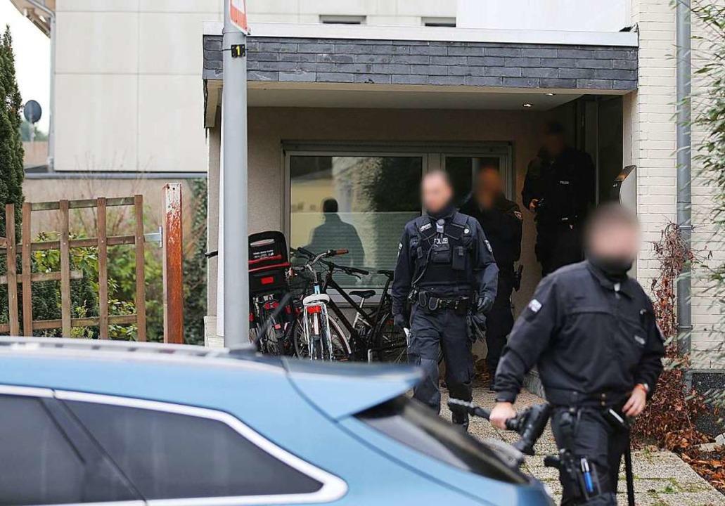 Razzia gegen italienische Mafia  | Foto: dpa