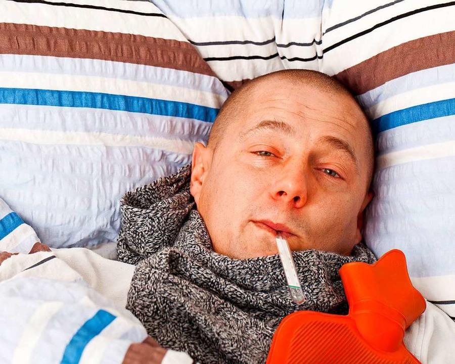Bei Wiederholungstätern wirkt die Grip...e nicht so stark wie bei Neugeimpften.  | Foto: Paul Schwarzl