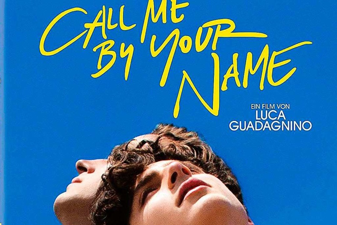 Call me by your name  | Foto: sony