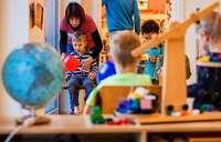 Vogtsburg kann jedem in der Gemeinde wohnenden Kind einen Betreuungsplatz anbieten