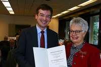 Bundesverdienstkreuz für Angela Mutzig