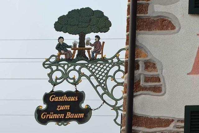 Denzlinger Gemeinderat will marodes Traditionsgasthaus kaufen