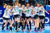 Handball-Frauen erreichen EM-Hauptrunde
