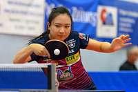 Qian Wan – ein großes Tischtennis-Talent beim ESV Weil