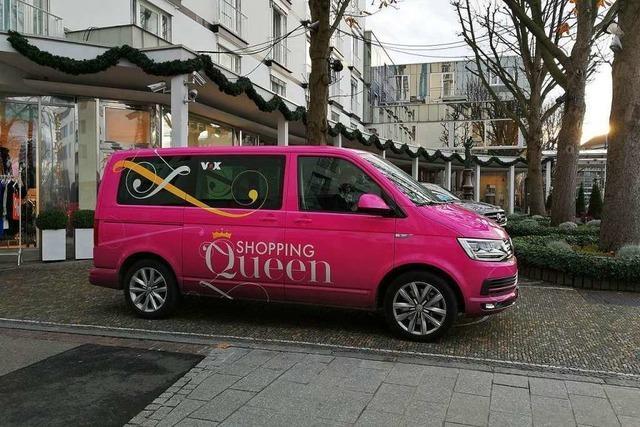 Shopping Queen wurde in Freiburg gedreht – mehr dürfen wir nicht sagen