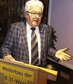 Näger bleibt noch zwei Jahre Vorsitzender