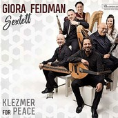 CD: KLEZMER: Musik, die Grenzen überwindet