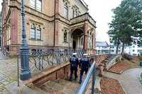 Prozess wegen Vergewaltigung im Colombipark: Angeklagter schweigt