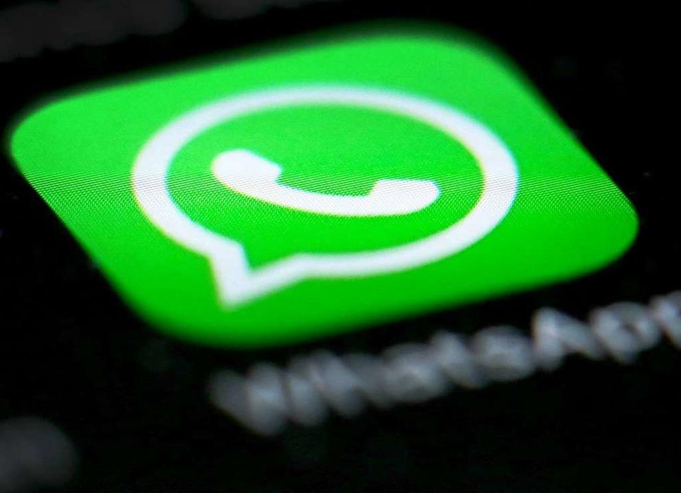 WhatsApp steht bei der Erzdiözese Freiburg auf dem Index.  | Foto: dpa