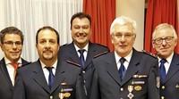 Einsatzreichstes Jahr der Feuerwehr