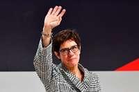Kramp-Karrenbauer muss jetzt eine gespaltene CDU vereinen