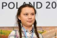 15-Jährige zwischen Klimaheldin und Medienphänomen