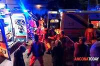 Sechs junge Menschen sterben bei Massenpanik in Disko