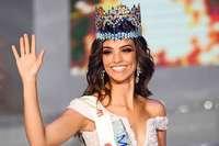 """26-jährige Mexikanerin ist die neue """"Miss World"""""""