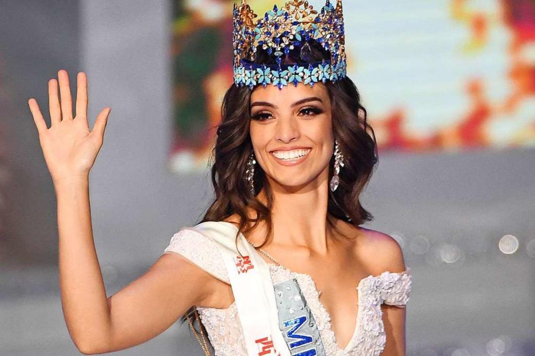 Vanessa Ponce de Leon    Foto: dpa