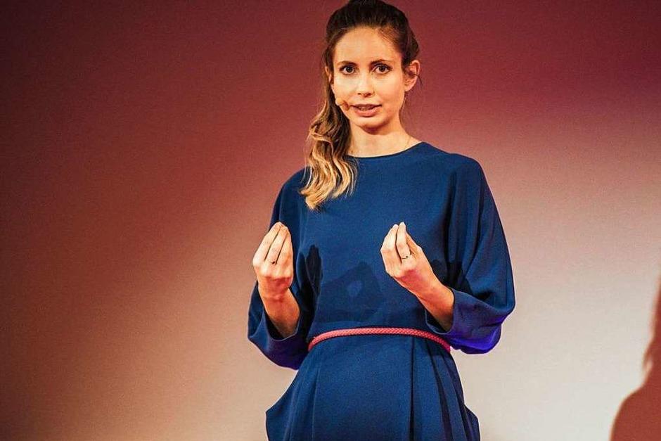 Motivationsreden, Erlebnisberichte und stimulierende Kunstprojekte: Die TEDx-Talks in Freiburg waren spannend. (Foto: Fabio Smitka)