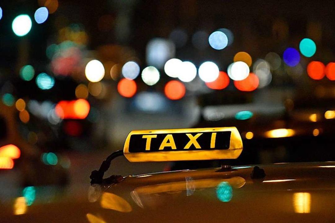 Sicherer Service: das Nachttaxi  | Foto: Michael Bamberger
