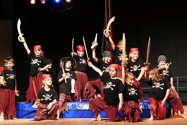 Zirkusprojekt der Grundschule Bonndorf