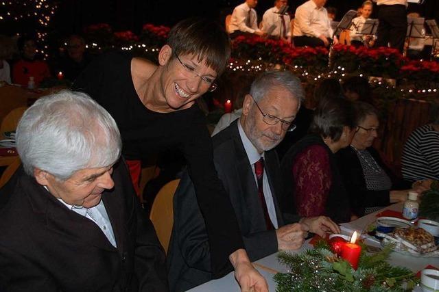 AWO-Adventsfeier begeht den 70sten
