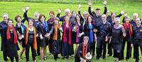 Laetitia-Chor aus Furtwangen in Lenzkirch