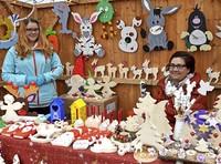 Weihnachtsmarkt – vom Winde verweht