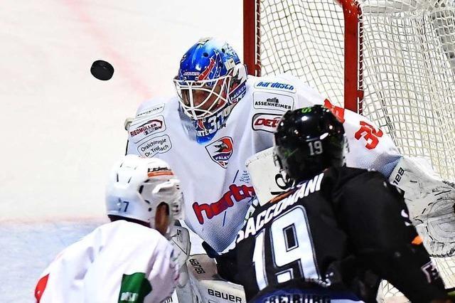 Die Pleitenserie des EHC Freiburg geht weiter – 4:6 gegen Heilbronn