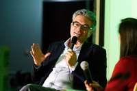 Dieter Salomon tritt zum ersten Mal als Ex-OB öffentlich auf – bei der Grünen Jugend