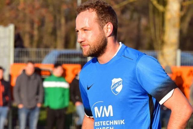Maximilian Jund verlässt den SC March