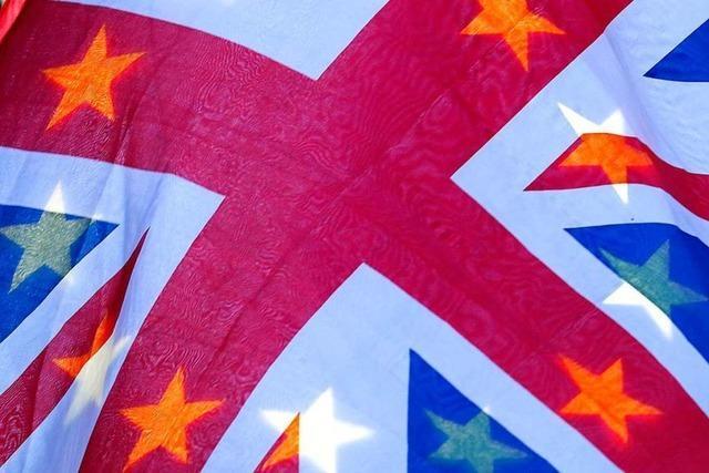 Abstimmung zum Brexit-Deal im britischen Unterhaus verschoben