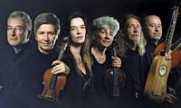 Das Freiburger Barockconsort und Sopranistin Dorothee Mields gastieren im Burghof in Lörrach