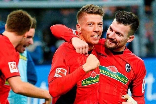 Der SC verschafft sich Luft im Abstiegskampf: Der Podcast zum Spiel gegen Leipzig