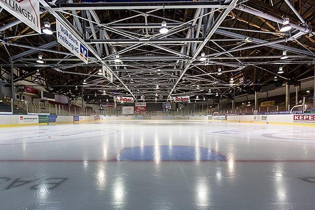 EHC will das Eisstadion 2019 erstmals das ganze Jahr über öffnen