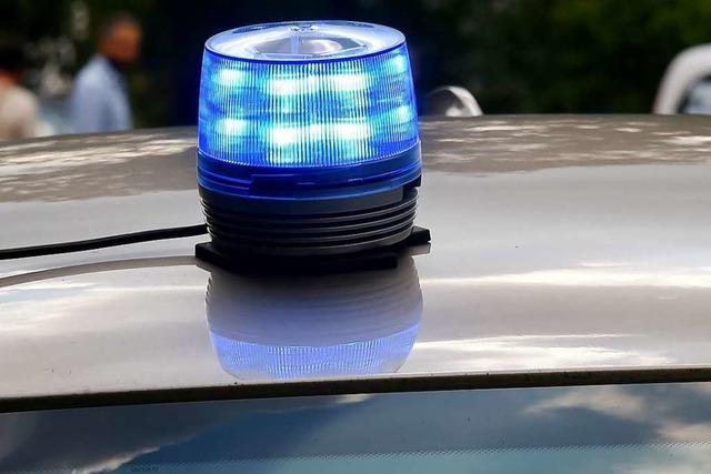Polizei sucht Zeugen zu Unfallflucht in Friesenheim