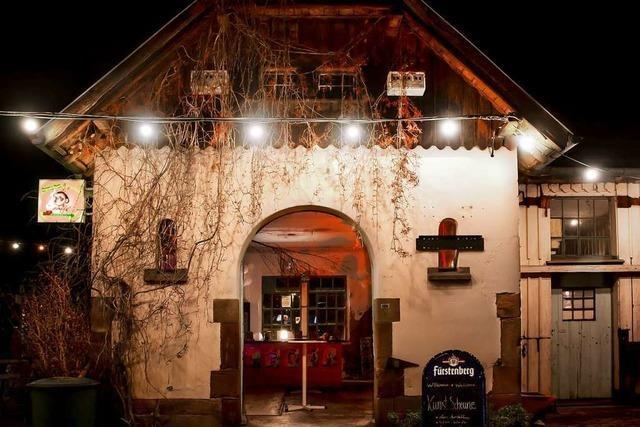 Am Wochenende eröffnet die Freiburger Kunstscheune offiziell